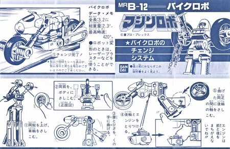 MachineRoboManual