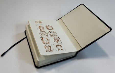 Yokai-book-open