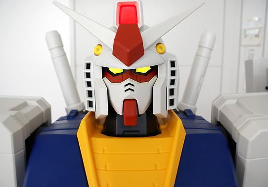 Gundamface